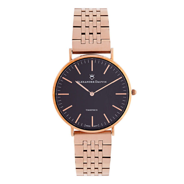 Classic Ridge Onix Watch - 40mm