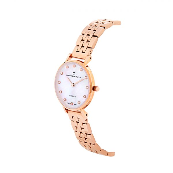 Pearl Treasure Cliff Watch - 28mm