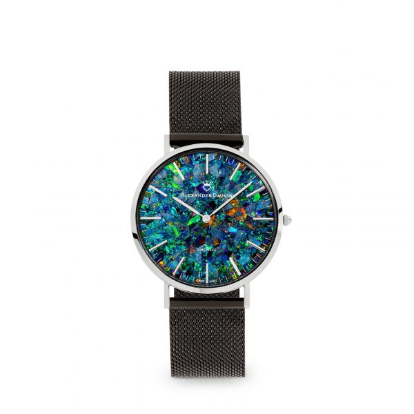 Classic Cliff Green Opal Watch - 36mm