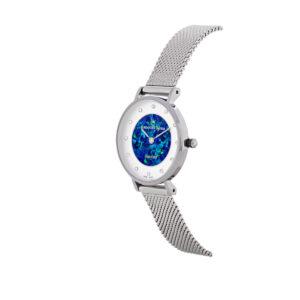 Treasure Cliff Blue Opal Watch - 28mm