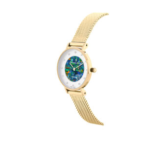 Treasure Cliff Red Opal Watch - 28mm