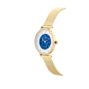 Treasure Cliff Blue Opal Watch - 28mm