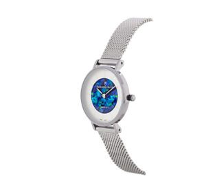 Lumiere Cliff Blue Opal Watch - 28mm
