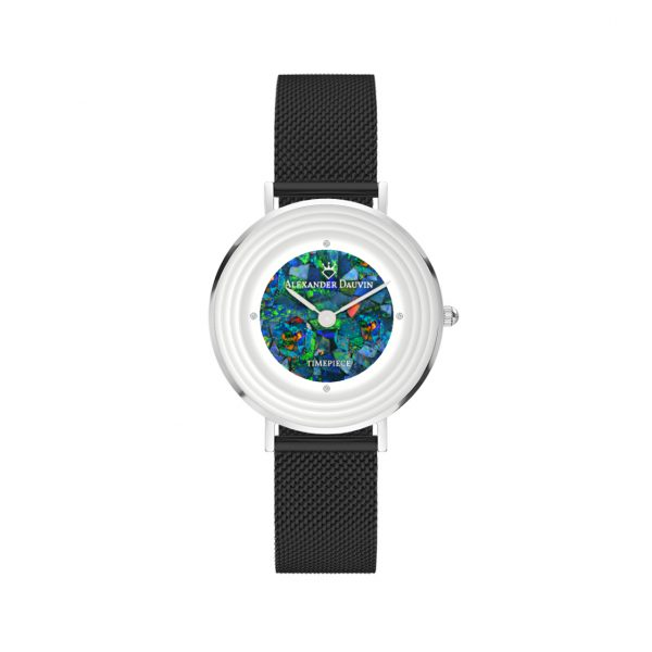 Vouge Cliff Red Opal Watch - 28mm