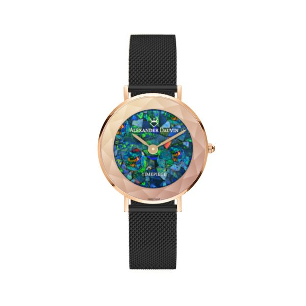 Showy Cliff Red Opal Watch - 28mm