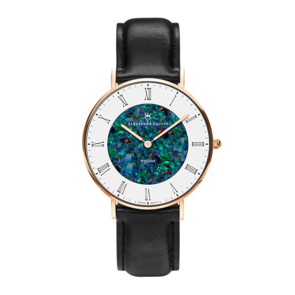 Romano Pedy Red Opal Watch - 36mm