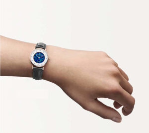 Treasure Pedy Blue Opal Watch - 28mm